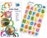 Litery - 450 karteczek samoprzylepnych do nauki czytania praca zbiorowa