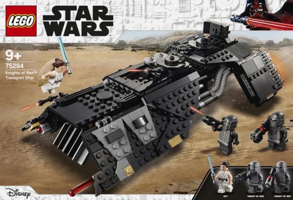 Klocki Star Wars Statek transportowy Rycerzy Ren (75284)
