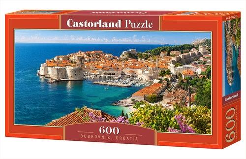 Puzzle Dubrovnik, Croatia 600
