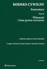 Kodeks cywilny Komentarz Tom 2 Własność i inne prawa rzeczowe Gudowski Jacek, Rudnicka Jolanta, Rudnicki Grzegorz, Rudnicki Stanisław