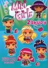 Mini Girlz Zakupy + naklejki