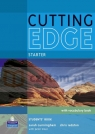Cutting Edge Starter SB +CD-Rom V2 Sarah Cunningham, Peter Moor, Frances Eales