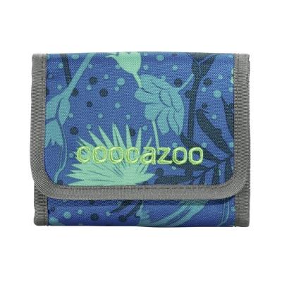 COOCAZOO portfel CashDash II, kolor: Tropical Blue
