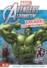 Zagadki i łamigłówki. Marvel - Avengers