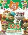 44 cats. 525 naklejek. 44 kotysie bawia