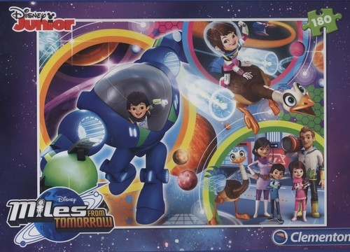 Puzzle Miles from Tomorrowland 180 elementów (07328)