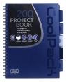 Coolpack - Project Book - Kołobrulion A4 Dark Blue (94283CP)