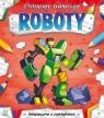Chłopiec koloruje Roboty