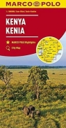Kenia mapa drogowa 1:1 100 000 Marco Polo
