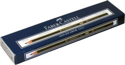 Ołówek Goldfaber gumka 1222/B (12szt) FABER CASTEL