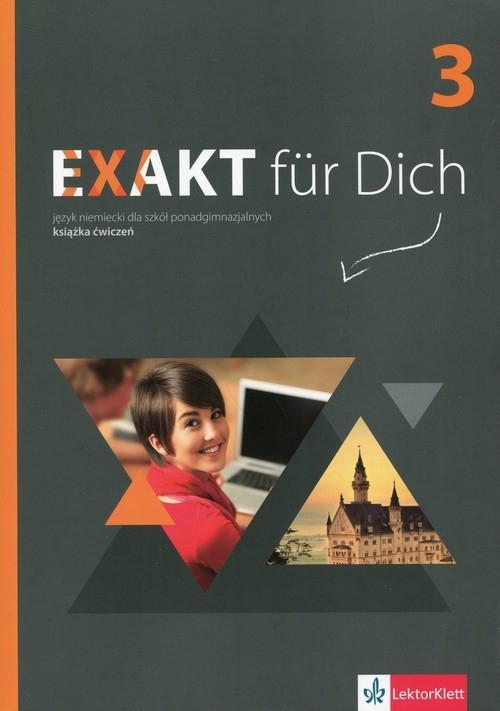 Exakt fur Dich 3 Książka ćwiczeń z płytą DVD Motta Giorgio