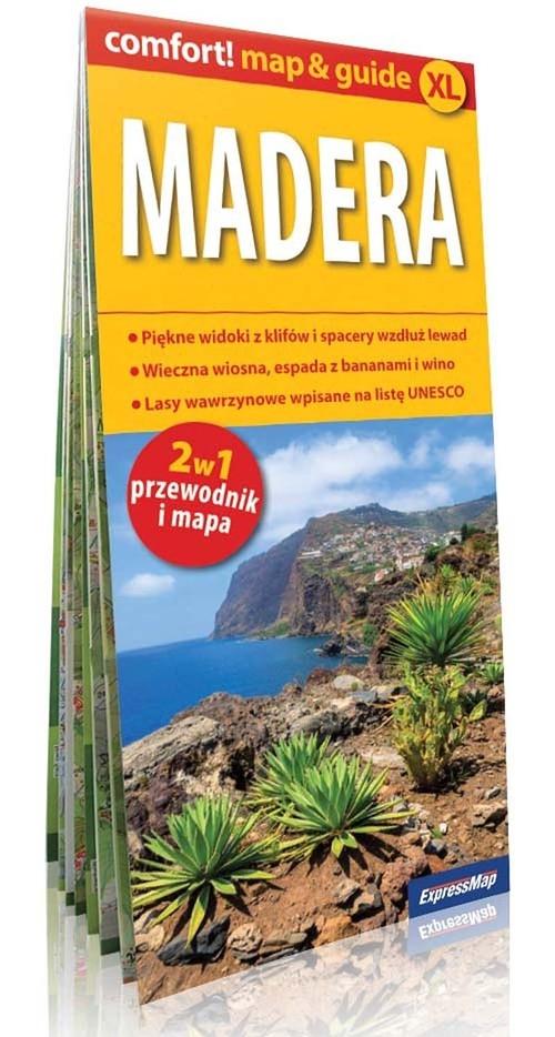 Madera comfort! map&guide XL 2w1: przewodnik i mapa