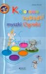 Kolorowe zagadki myszki Ogonki  Skwark Dorota