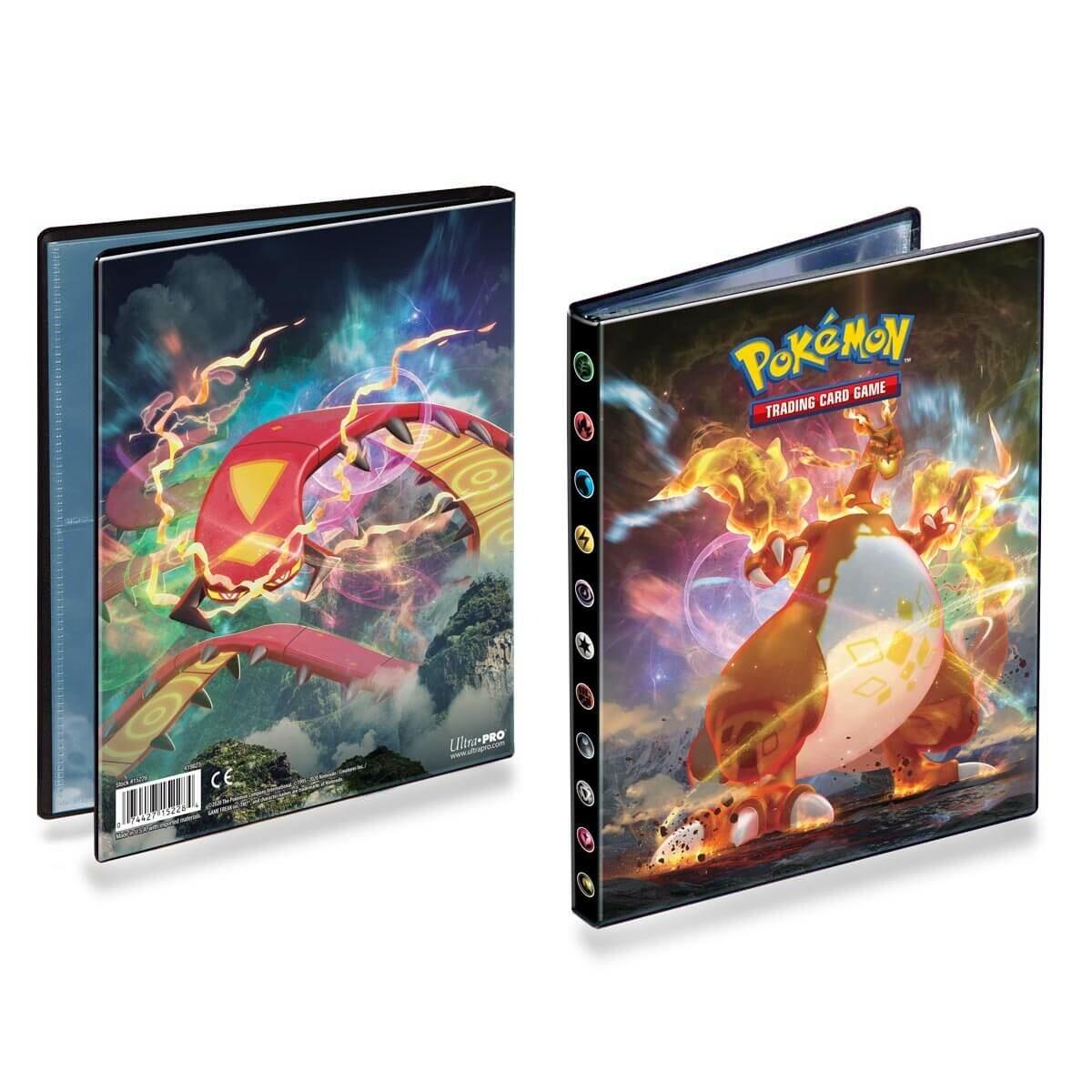 Pokemon TCG: Darkness Ablaze - Album A5 na 80 kart (UP15228)