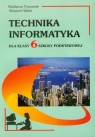 Technika Informatyka. Podręcznik dla klasy 6