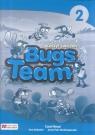 Bugs Team 2 Zeszyt ćwiczeń MACMILLAN