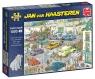Puzzle 1000 Haasteren Słoń na zakupach G3