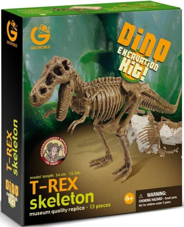 Wyprawa Paleontologiczna - T- Rex