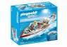 Playmobil Family Fun: Motorówka z silnikiem podwodnym (9428)