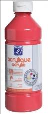 Farba akrylowa Lefranc&Bourgeois kolor: czerwony 500 ml (188528)