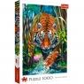 Puzzle 1000: Drapieżny Tygrys (10528)
