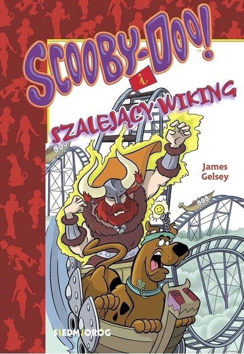 Scooby-Doo! i szalejący Wiking Gelsey James