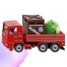 Siku 08 - Ciężarówka z pojemnikami na odpady - Wiek: 3+ (0828)