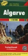 Algarve mapa 1:150 000