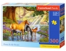 Puzzle Horses by the Stream 300 (B-030286)