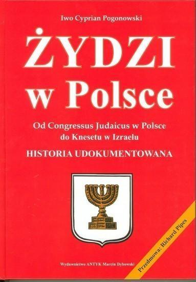Żydzi w Polsce Iwo Cyprian Pogonowski