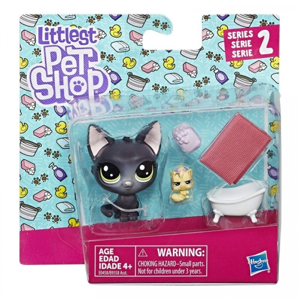Littlest Pet Shop Para zwierzakow Jade (B9358/E0458)
