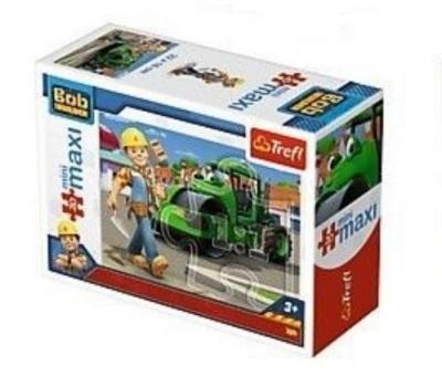 Puzzle miniMaxi 20: Bob i maszyny 2