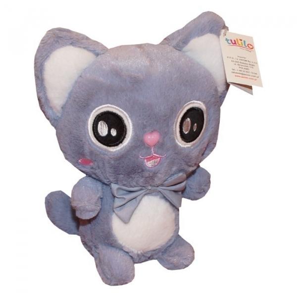 Kotek Mimi szary 22 cm (4810a)