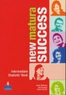 New Matura Success Intermediate Students' Book KcKinlay Stuart, Hastings Bob, Raczyńska Regina