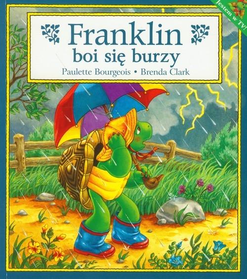 Franklin boi się burzy Bourgeois Paulette, Clark Brenda