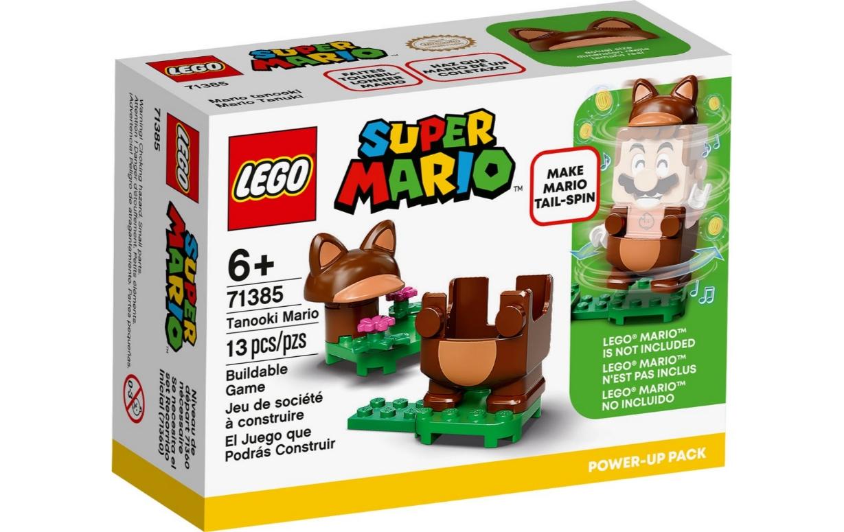 Lego Super Mario: Mario szop - ulepszenie (71385)