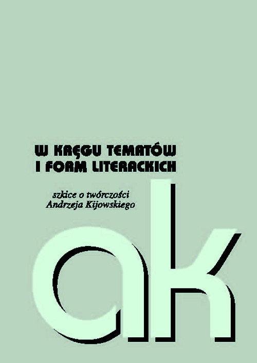 W kręgu tematów i form literackich