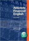 Absolute Financial English +CD