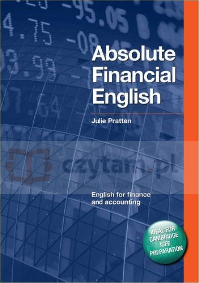 Absolute Financial English +CD Julie Pratten
