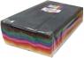 Bibuła marszczona 25x200cm mix 10 kolorów