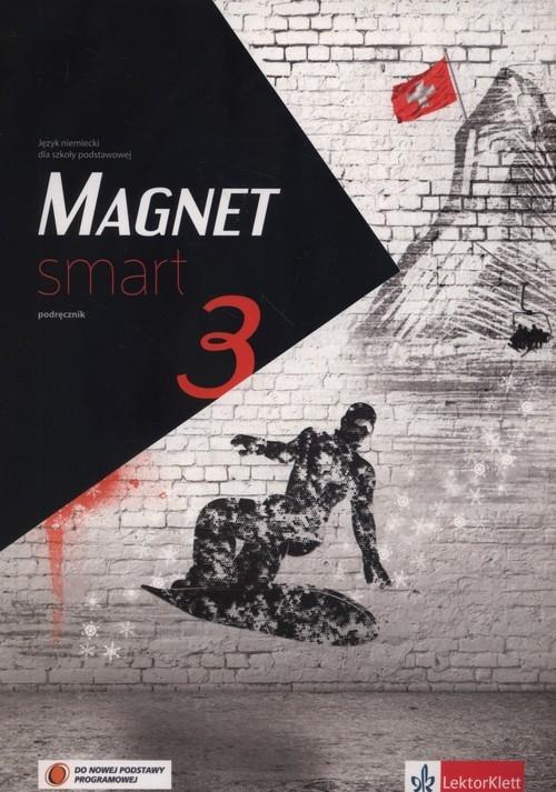 Magnet Smart 3 Podręcznik + CD Motta Giorgio
