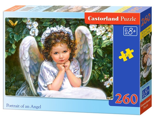 Puzzle Portrait of an Angel 260 (27286)