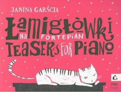 Łamigłówki na fortepian, op. 23 PWM Janina Garścia
