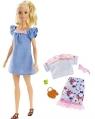 Barbie Fashionistas. Lalka z ubrankami 2