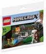 Klocki Minecraft Obrona przed szkieletami (30394)
