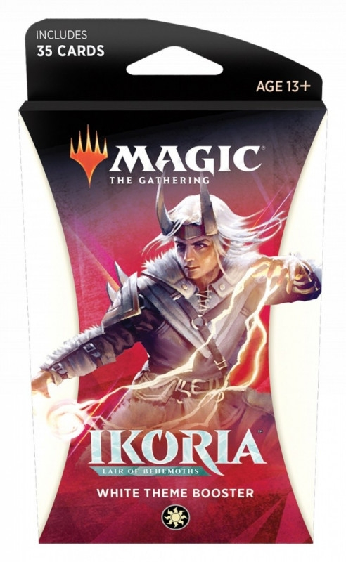 Karty Ikoria LoB White Theme Booster (05065/16399F)