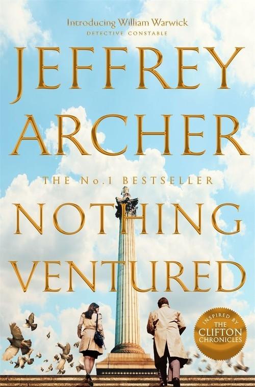 Nothing Ventured Archer Jeffrey
