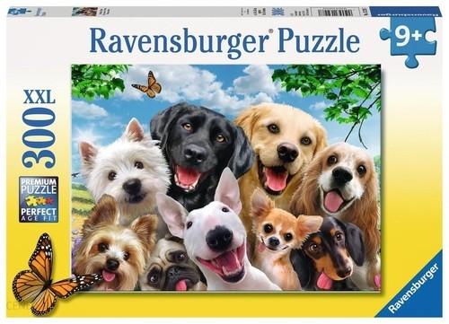 Puzzle XXL 300: Szczęśliwe psy (13228)