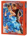 Puzzle Dance in the Turquoise Tones 1000 (103287)