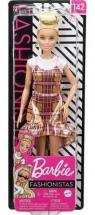 Barbie Fashionistas: Modne przyjaciółki - lalka nr 121 (FBR37/FXL54)
